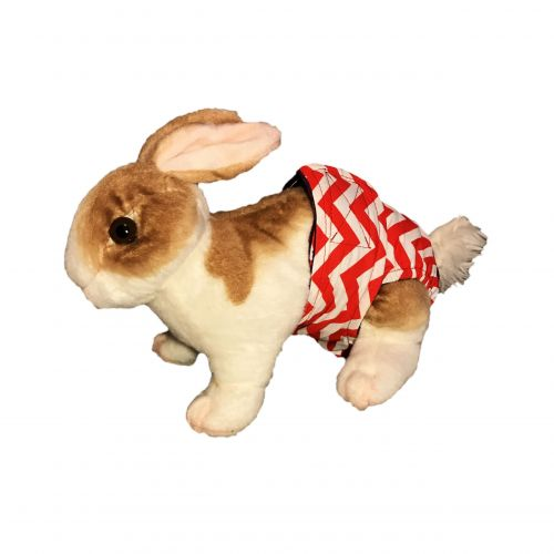 red-and-white-chevron-diaper-bunny