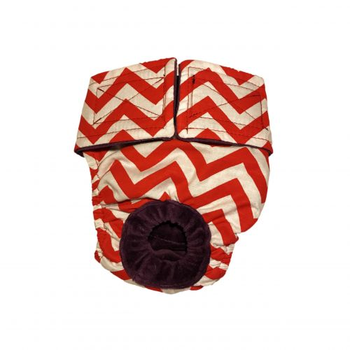 red-and-white-chevron-diaper