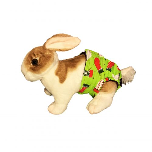 christmas-stocking-on-green-diaper-bunny