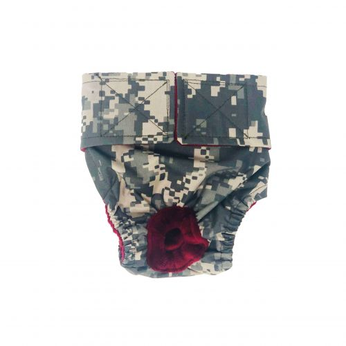 digital camo diaper